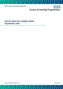 Cervix Chart